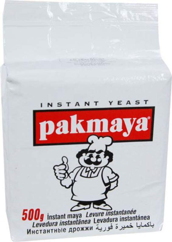 Купить Дрожжи сухие инстантные PAKMAYA 500гр. 8690770320235