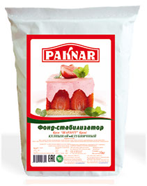 Buy Charlotte cream Strawberry of 10 kg., 4870004107304