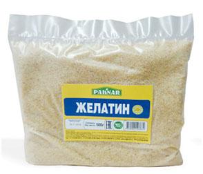Купить Желатин Paknar 500 гр., 4870004103832