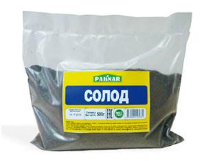 Купить Солод Paknar 500г, 4870004105331