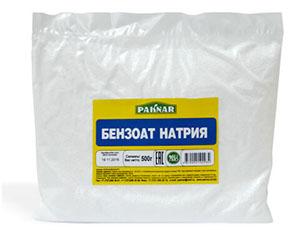 Купить Бензоат натрия, 4870004102934