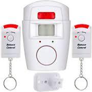 Buy The Sensor Alarm alarm system with the motion sensor and a siren