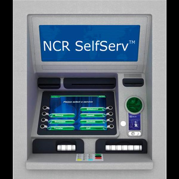 Банкомат Ncr Selfserv 6634