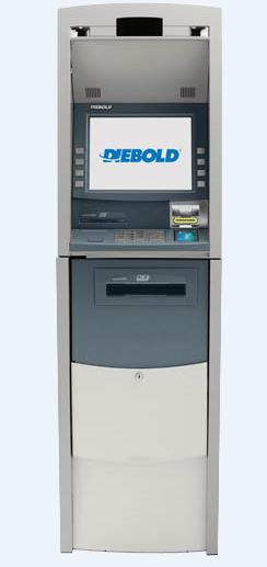 Купить Банкомат Diebold Opteva 520
