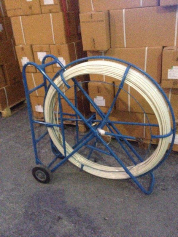 Купить УЗК для кабельной канализации длиной 150 м 400*1000*1200 (металл.рама+стеклопруток)