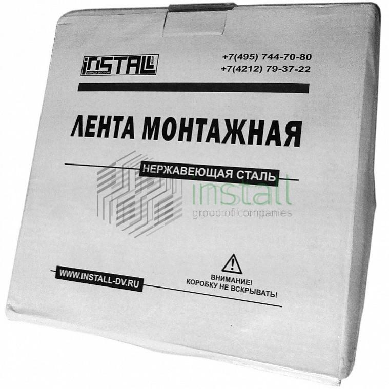 Купить Лента крепежная (монтажная) C201 20*30 (картон) (SOT 37)