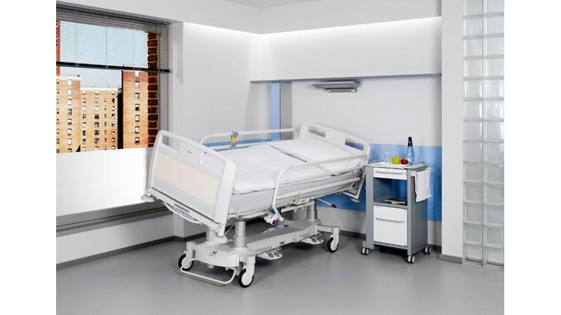 Функциональная кровать Latera Acute, фирма LINET