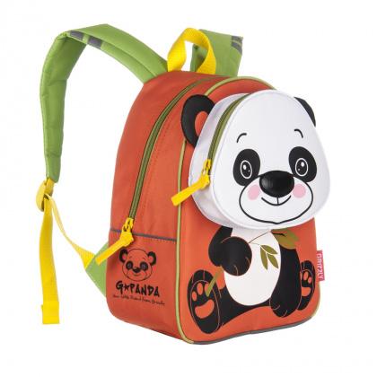 Купить Рюкзак Grizzly Панда детский