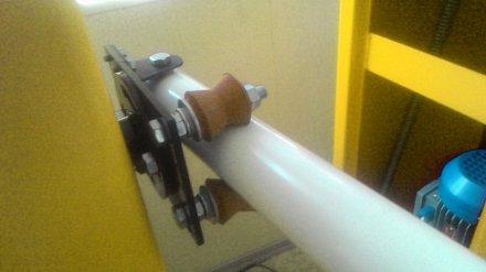 Купить Система откидывания стрелы с регулировкой усилия удержания и угла откидывания SO