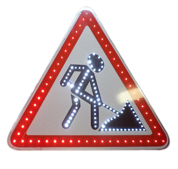 Buy LED road sign A 900 1. 25