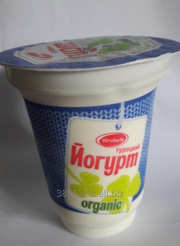 Купить Йогурт Турецкий кисломолочный
