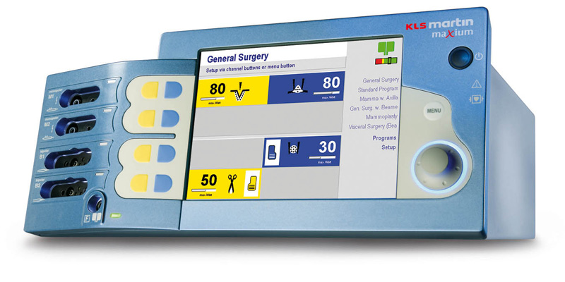 Электрохирургический аппарат ME 402 Maxium (электрокоагулятор), фирма Gebruder Martin