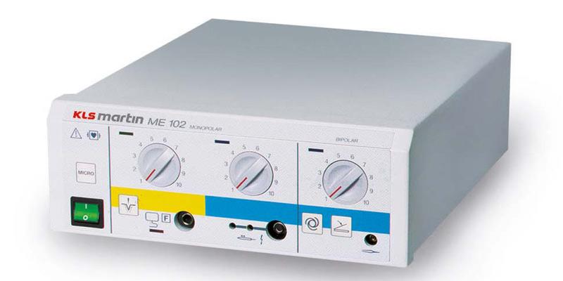 Электрохирургический аппарат ME 102 (электрокоагулятор), фирма Gebruder Martin