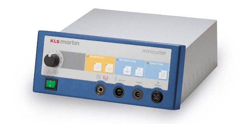 Электрохирургический аппарат Minicutter (электрокоагулятор), фирма Gebruder Martin