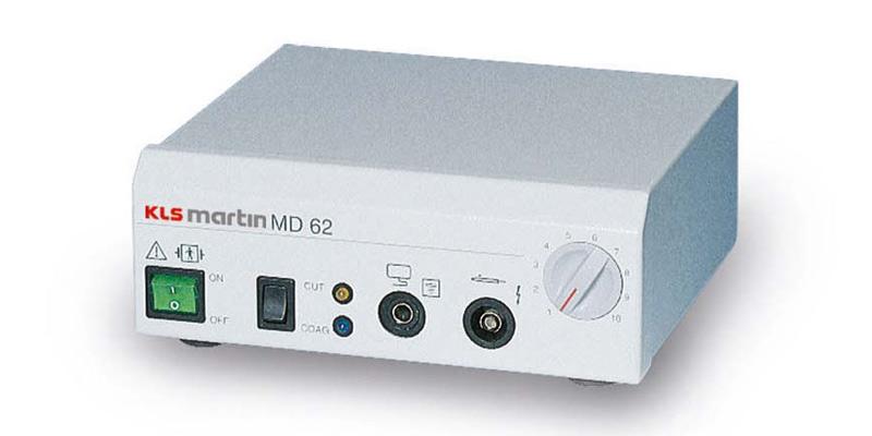 Электрохирургический аппарат MD 62 (электрокоагулятор), фирма Gebruder Martin