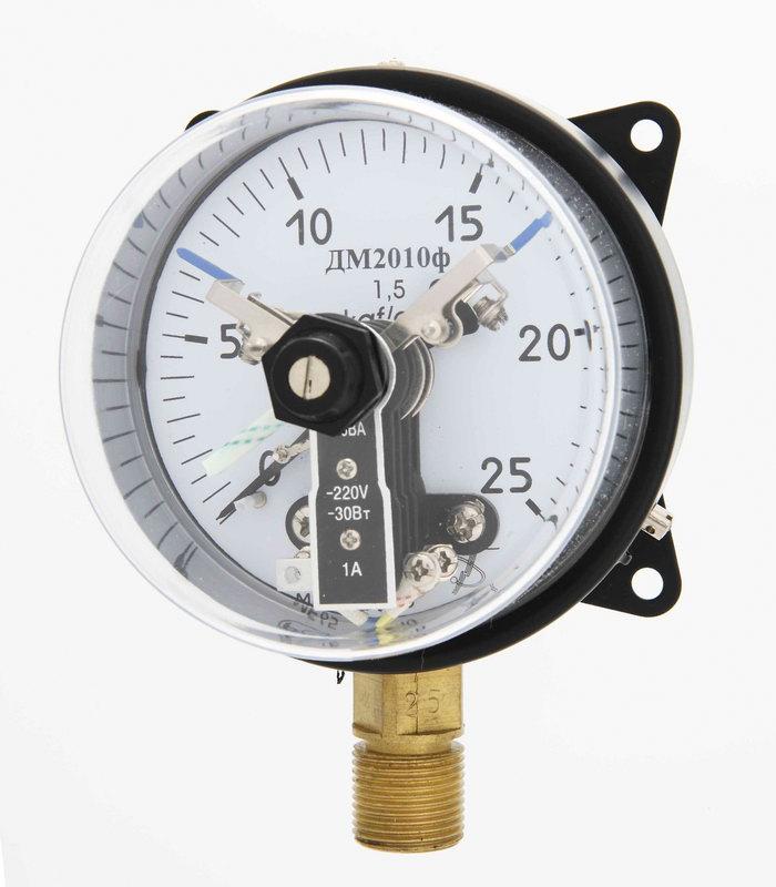 Купить Манометр ДМ2010 СГ У2-6кгс/см.кв х1,5рад-IР53 V рад.