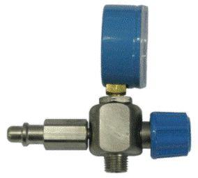 Купить Клапан запорный К-2413-10 (Регулятор расхода кислорода) с гайкой