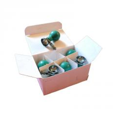 Buy ECG electrode chest pediatric reusable (cup) import (set)