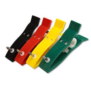 Buy ECG electrode konechnostny reusable (clothespeg) import (set)