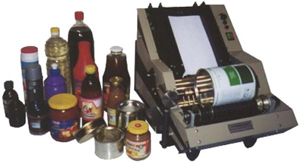 Купить Полуавтоматическая этикеровочная машина ЭМ-3Ц