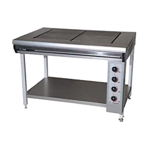 Купить Плиты без жарочного шкафа 4-х и 6-ти конфорочные Проммаш