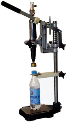 Купить Пневматический укупорщик бутылок пластиковыми пробками с резьбой УУ-3ПН