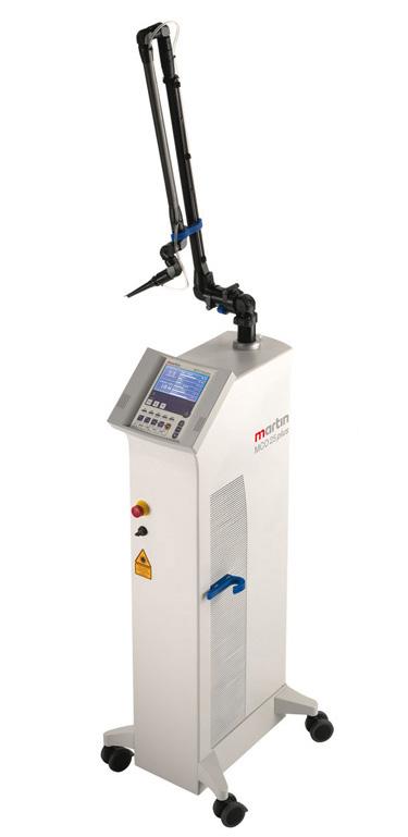 Surgical carbonic CO2 MCO 25Plus laser, Gebruder Martin/KLS Martin