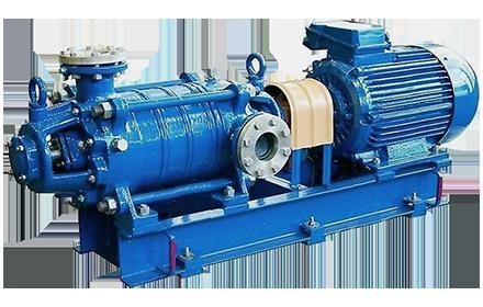 Насос ЦНСн 60-165 с двигателем взрывозащищенным 55 кВт/2950 об.мин