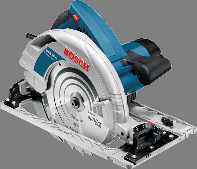 Ручная циркулярная пила GKS 85 G Bosch