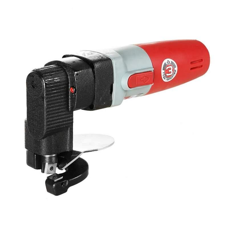 Ножницы листовые электрические 500 Вт, радиус поворота 40 мм, 1800 об/мин