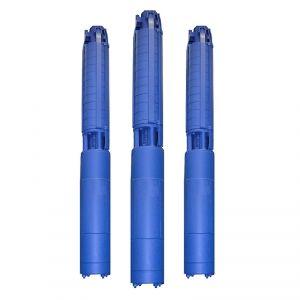Промышленный центробежный многоступенчатый глубинный насос ЭЦВ 6-16-140