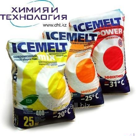 خرید کن Антигололедный реагент ICEMELT قدرت-31