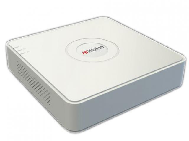 Купить Сетевой видеорегистратор HiWatch DS-N104