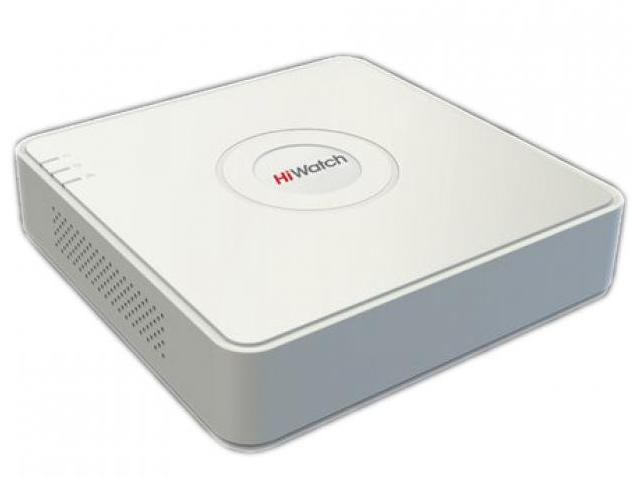 Купить Сетевой видеорегистратор HiWatch DS-N108