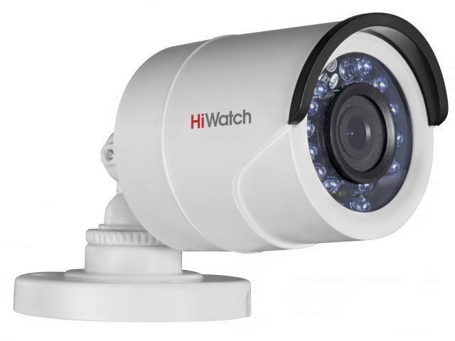 Купить Уличная IP-видеокамера HiWatch DS-I220