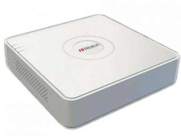 Купить Видеорегистратор 4-канальный HD-TVI HiWatch DS-H104Q