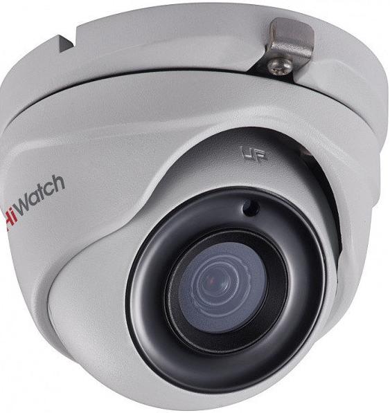 Купить Уличная купольная HD-TVI камера DS-T303 HiWatch