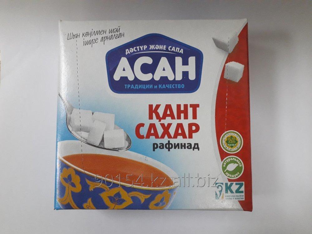 Купить Сахар- рафинад прессованный, кусковой и быстрорастворимый в кубиках 300гр, 450гр, 900гр, 10кг