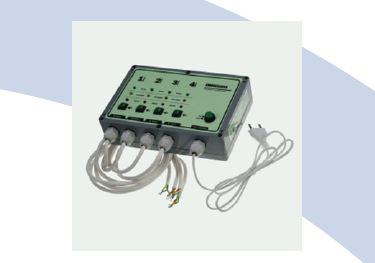 Детектор повреждений стационарный четырехканальный с токовым выходом ДПС-4АМ/ТВ
