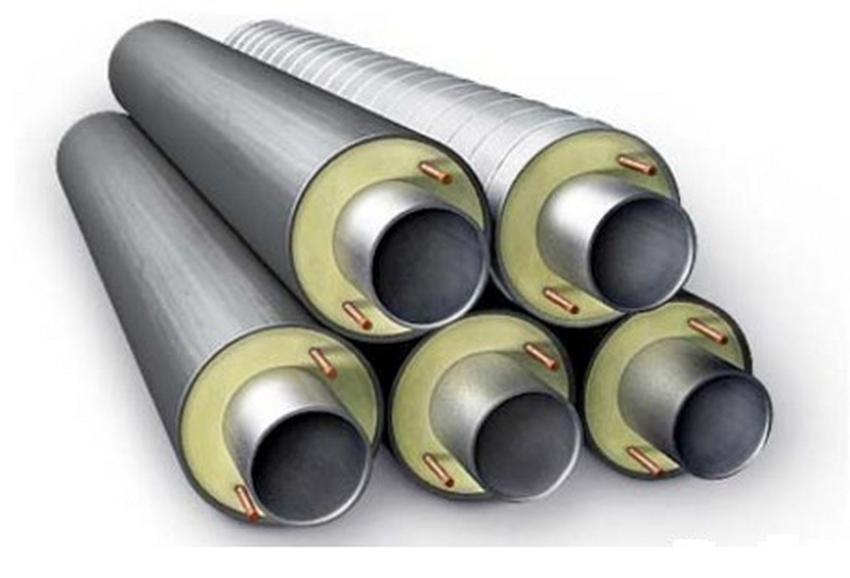 Tubi d'acciaio