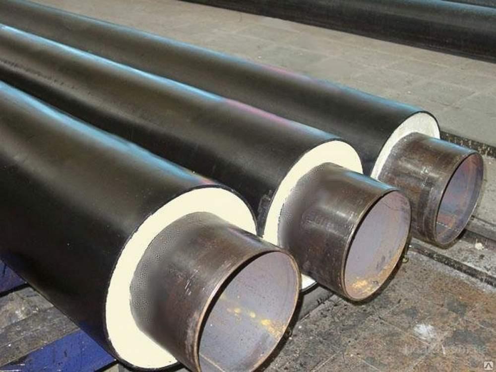 Die Stahlrohre