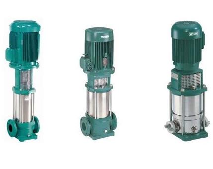 Купить Напорные насосы вертикальные, серии MVI, насосы для воды