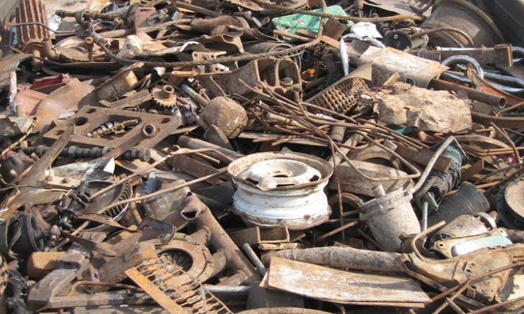 Купить Лом и отходы черных металлов