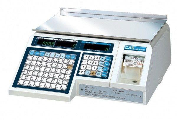 Купить Весы Cas СL5000J-15IP