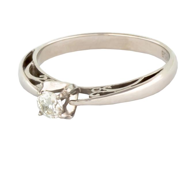 Где купить кольцо для помолвки