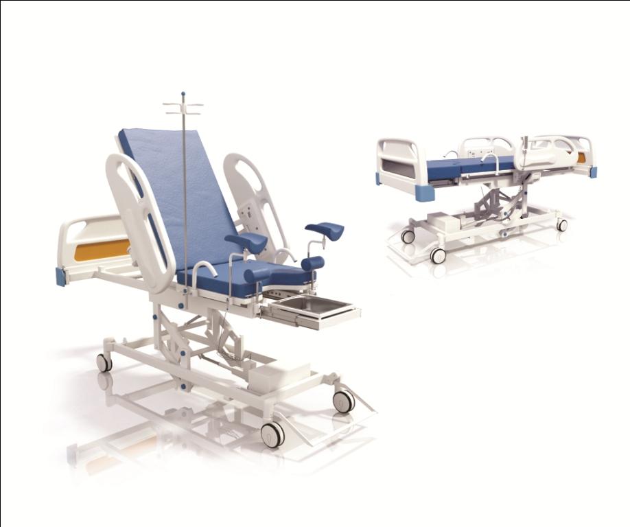 Купить Кресло-кровать для родов и родовспоможения ККР - 03/01.