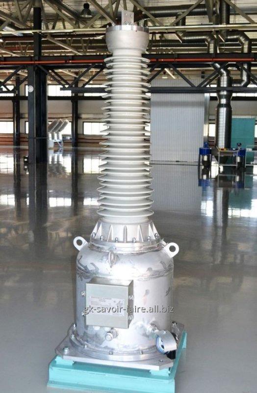 Купить ЗНОГ-110,220 (У1, УХЛ1) Трансформатор напряжения элегазовый