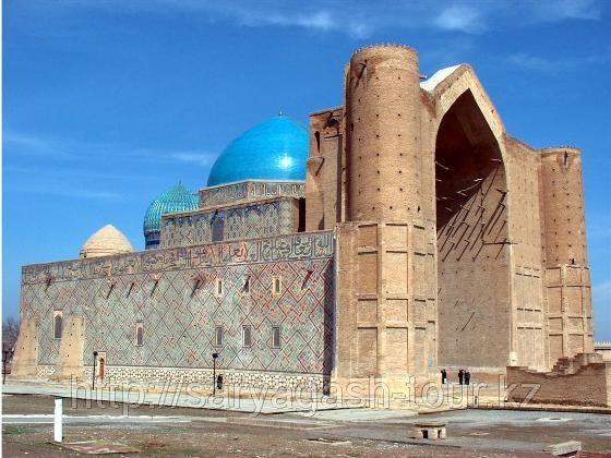 Las vueltas en Turkestan