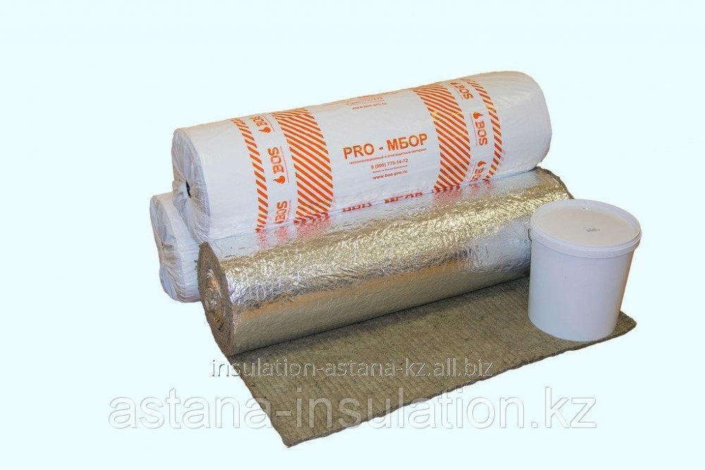 Материал базальтовый огнезащитный PRO-MBOR-VENT