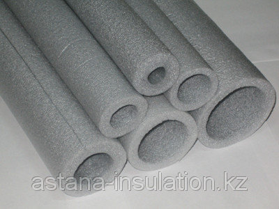 Buy The heat-insulating tube diameter is 22 mm. Thicknesses. Walls of 10 mm.